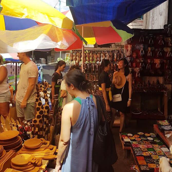 Ubud Market in Central Ubud