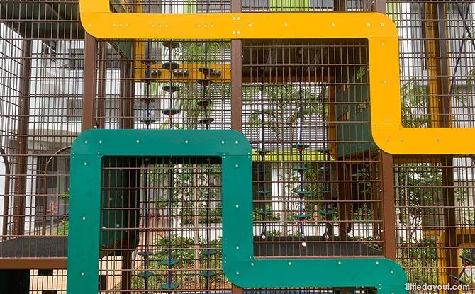 Play Spot at Bedok North Playground
