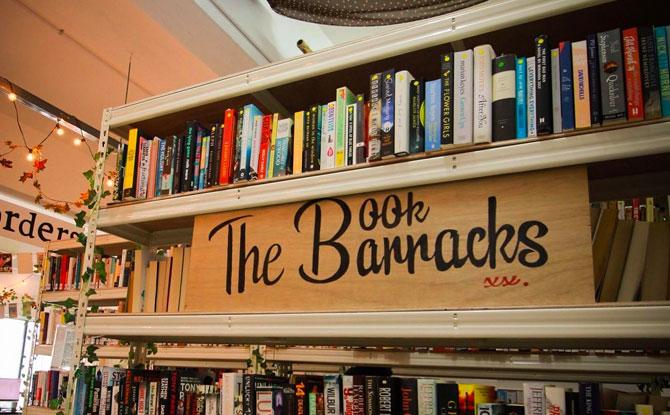 The Book Barracks
