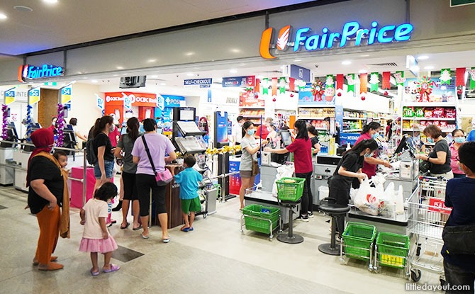 Canberra Plaza Shops Fair Price