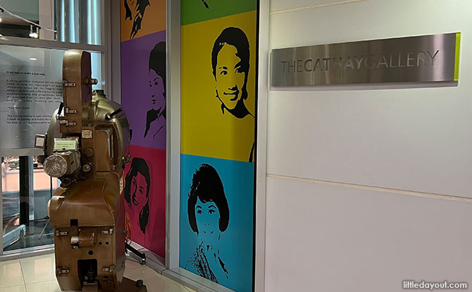 How to visit The Cathay Gallery