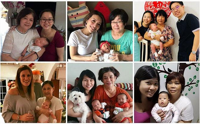 Confinement Nannies Confinement Angels