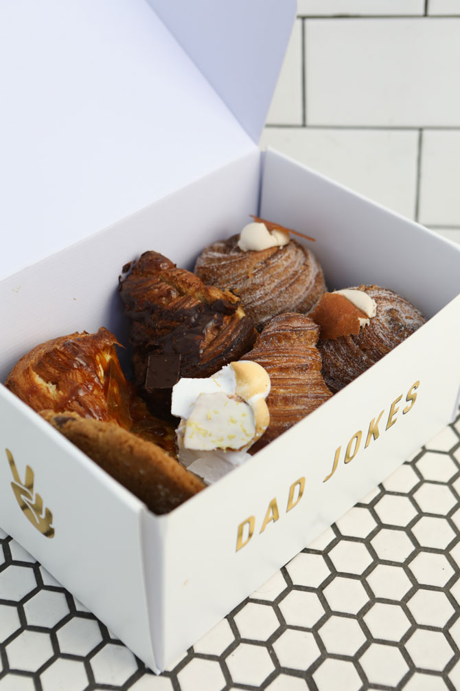Bakes from Mr. Holmes Bakehouse