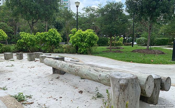 Raintree Cove Nature Playgarden