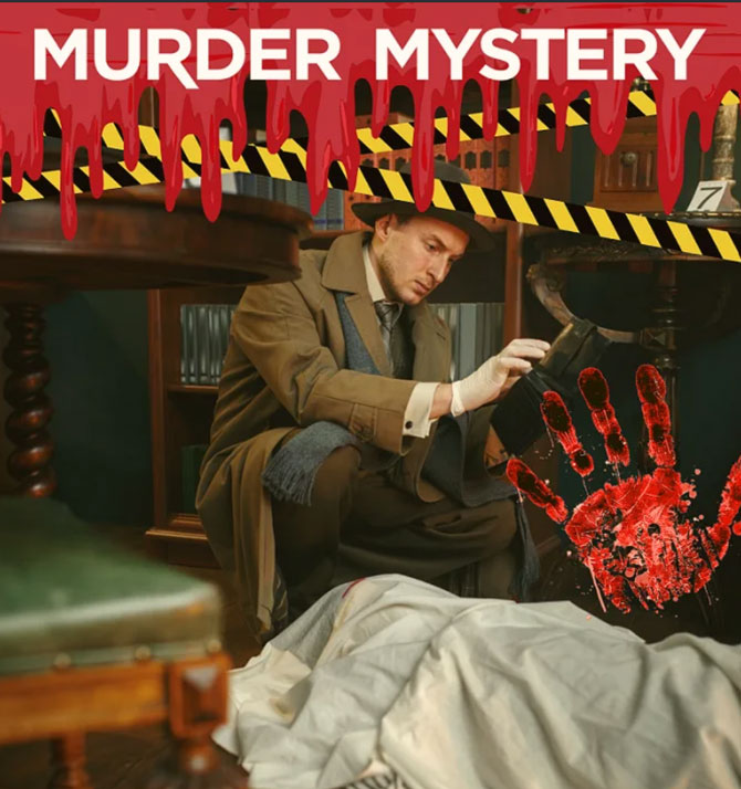 Our Experience Playing Murder Mystery – Who Murdered the Mayor