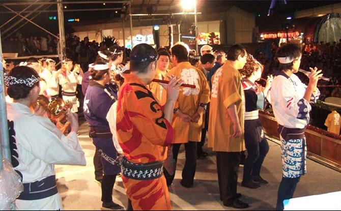Other highlights of the Aomori Nebuta Festival