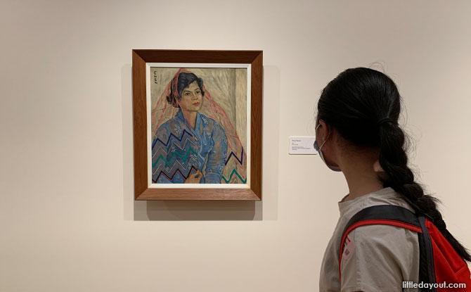 Georgette Chen Portraits
