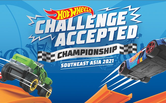 """Hot Wheels """"Challenge Accepted"""" Championship 2021: Zoom Your Way To Cash Vouchers & Prizes"""