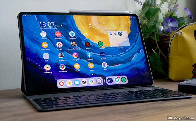 """Overall HUAWEI MatePad Pro 12.6"""" Review"""