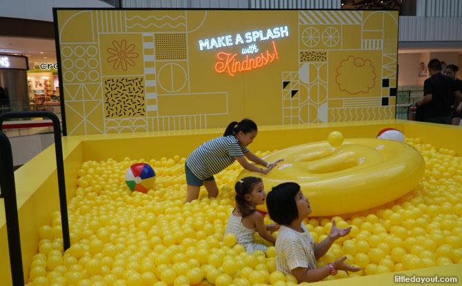 Make a Splash with Kindness! ball pit