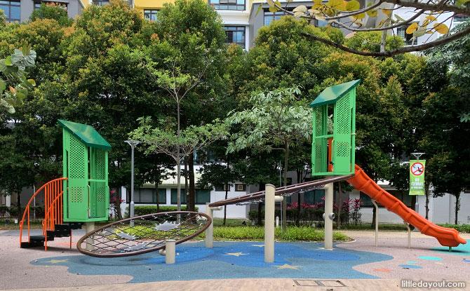 Jelutung Harbour Park playground
