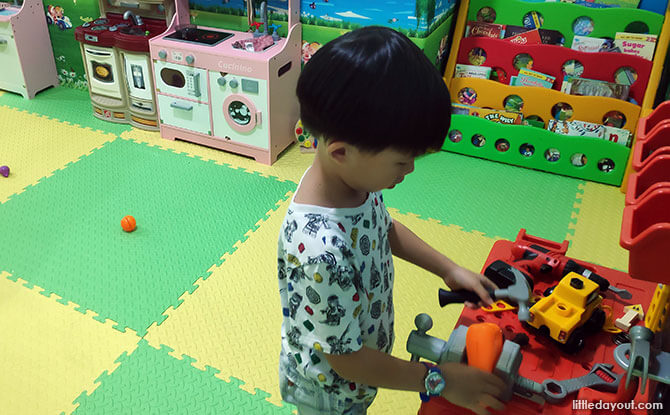 Toy Kitchens