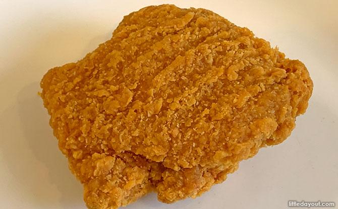Taste Test: McDonald's Chicken McCrispy