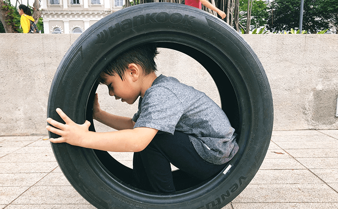 Chapter Zero's Pop-Up Adventure Playground - Free things to do with kids in December 2019 in Singapore