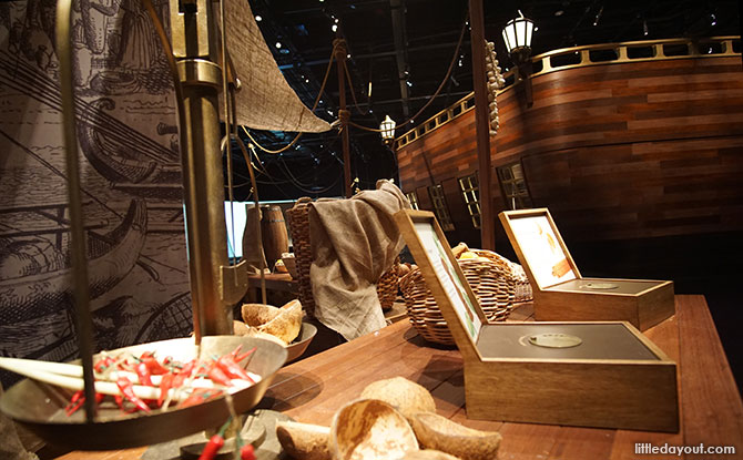 An Old New World: From The East Indies To The Founding Of Singapore At National Museum Of Singapore – Set Sail To 200 Years Before 1819