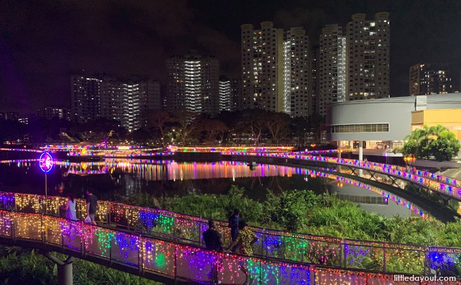 Pang Sua Pond Mid-Autumn Festival 2021 Light-up