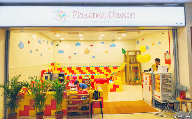 Little Day Out's Playland@Dawson Review