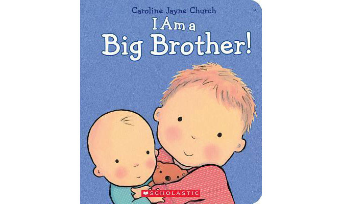 Read Books on Becoming a Big Brother/Sister