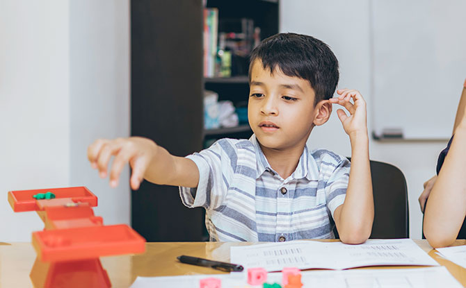 Hands-on Learning for Greater Engagement and Coaching - Seriously Addictive Math
