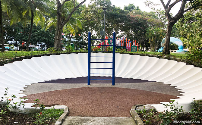 Pasir Ris Seashell Park Exercise Stations