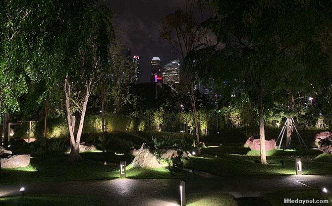 Serene Garden - Gardens by the Bay Outdoor Gardens