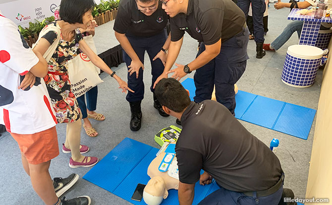 Learning CPR