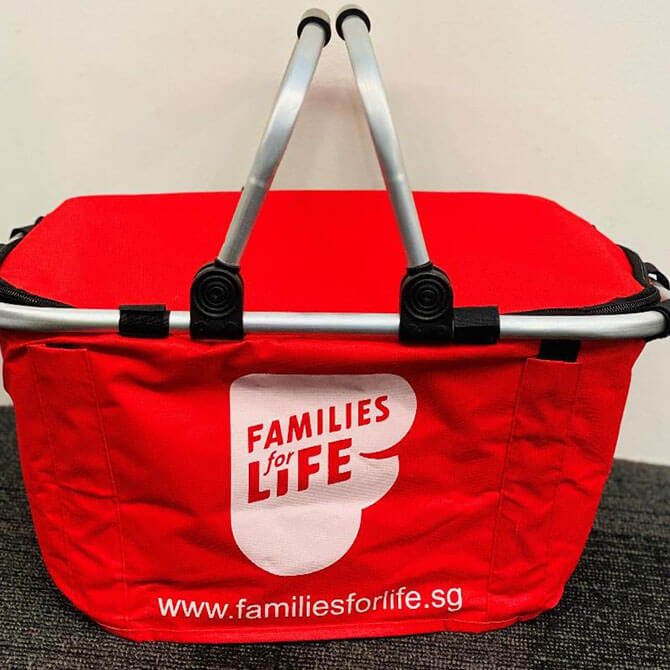Families for Life Basket