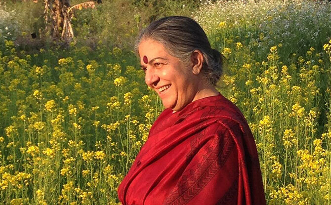 Vandana Shiva – Environmentalist Who Transformed Indian Agriculture