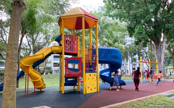 Simei Park Playground