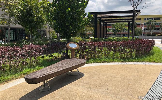 Garden at Tampines Skate Park