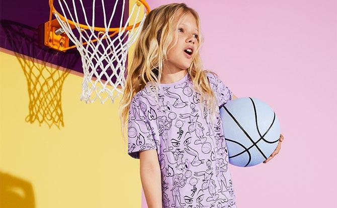 Space Jam Kids Sleepwear by Marks & Spencer's