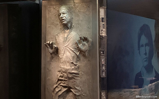 Carbonite Han Solo
