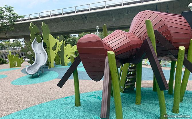 Sun Natura Playground: Ants & Seaweed