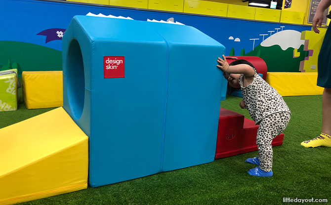 kid-friendly obstacles