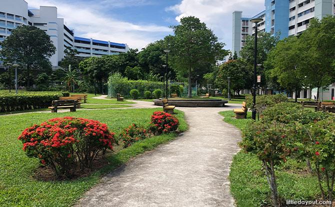 Tampines Green Park