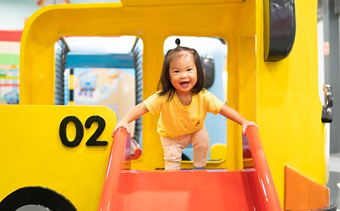Petite Tayo KidsClub at Kallang Wave Mall
