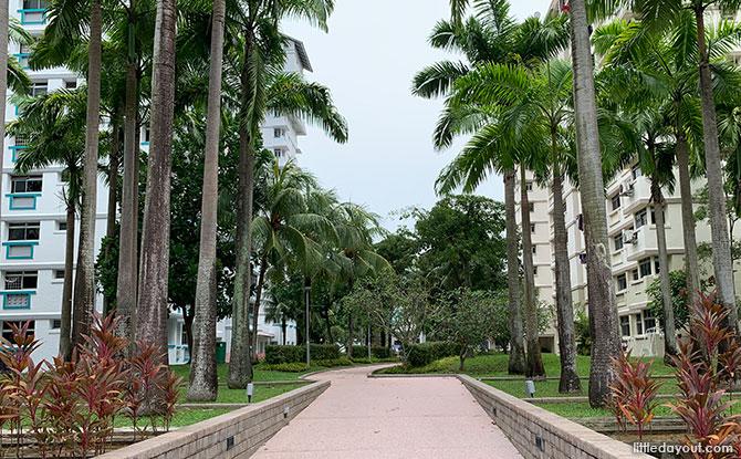 The Green Oval: Pasir Ris Neighbourhood Park