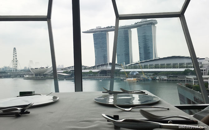 Changing Views at Tong Le Private Dining