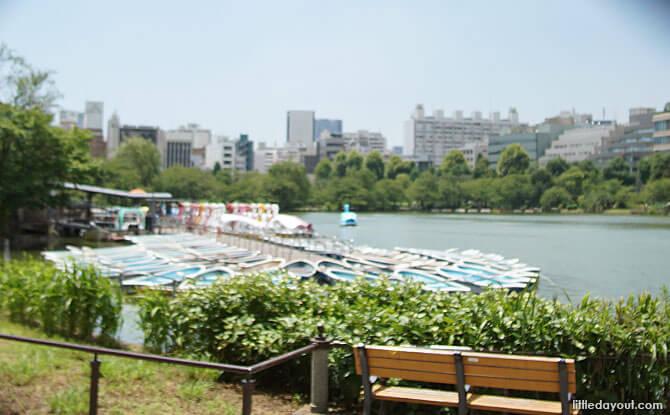 6 Things To Do At Ueno Park, Tokyo, Japan