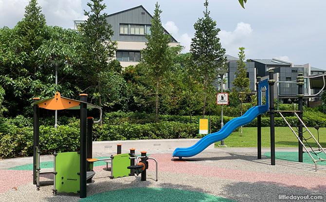 Victoria Park Playground: Neighbourhood Spot