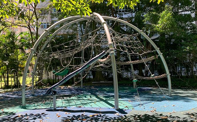Yishun Nature Park Children's Playground