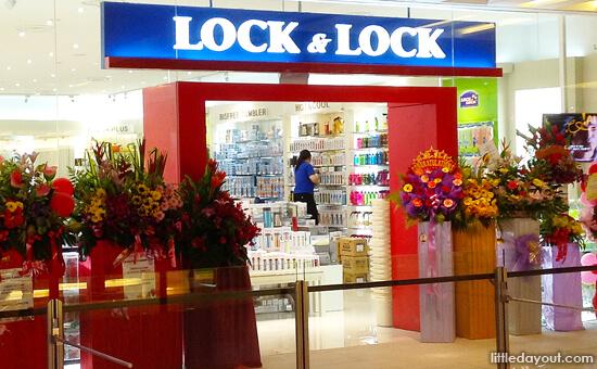 Lock and Lock