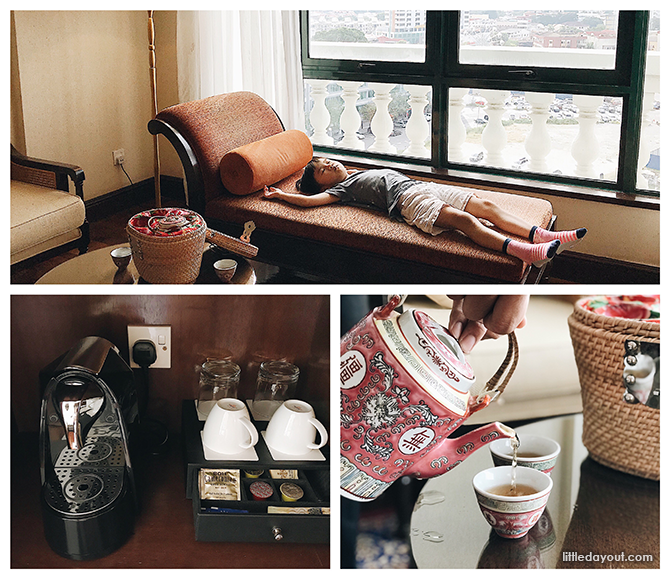 Amenities at The Majestic Malacca
