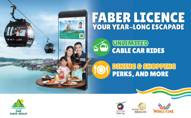 Digital Faber Licence Membership