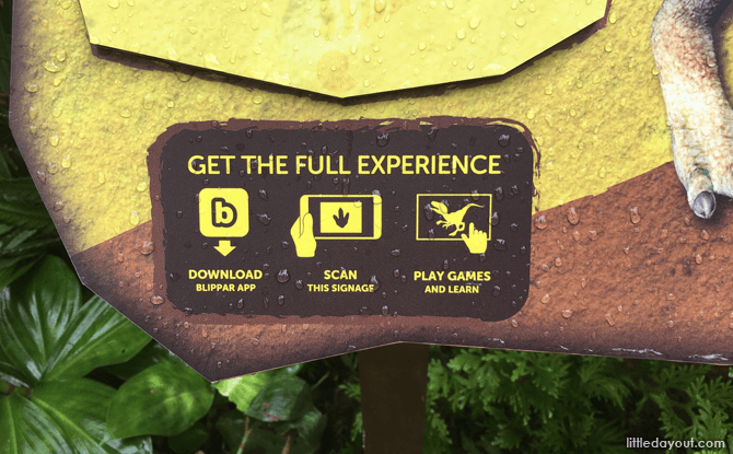 How to Download AR App for Zoo-rassic Park