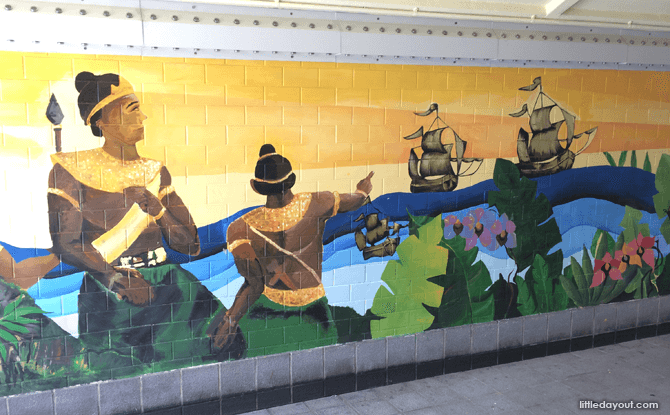 Coleman Murals