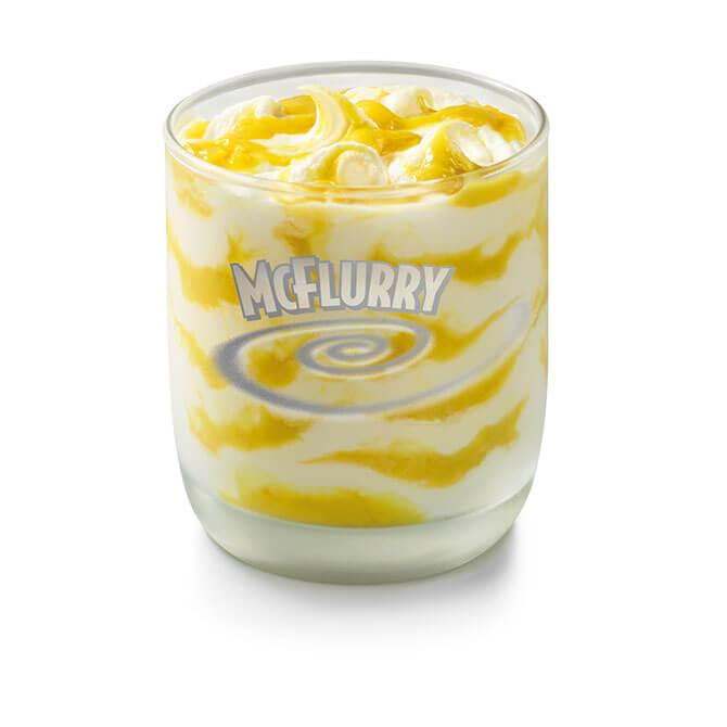 D24 Durian McFlurry