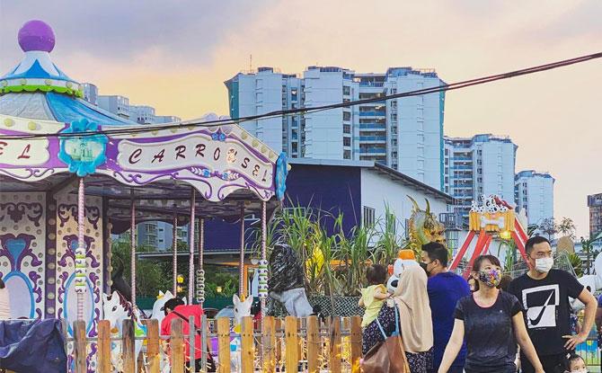 Uncle Ringo Carnival 2021 At Punggol