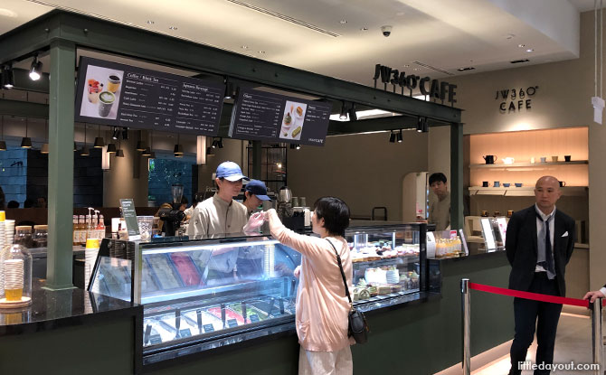 JW360° café corner