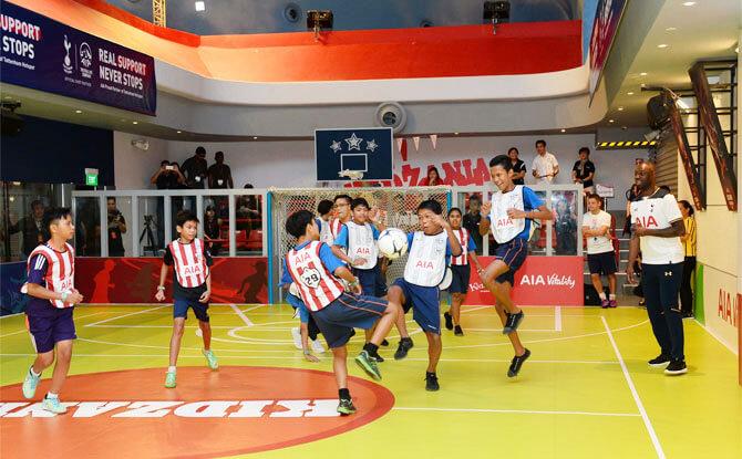 KidZ & Sports at KidZania Singapore during the June School Holidays 2018
